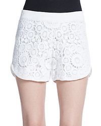Tess giberson crochet shorts medium 448850