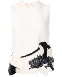 3.1 Phillip Lim Hand Crocheted Tank Top