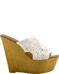 Cordoba crochet wedge medium 291700
