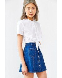 Alice Ritter Alice Uo Betty Cropped Shirt