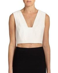 BCBGMAXAZRIA Rina Cropped Top