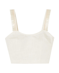 Staud Coco Cropped Med Top