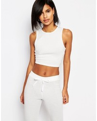 Vero Moda Jersey Crop Top