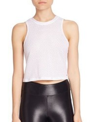 Koral Muscle Cropped Tank Top