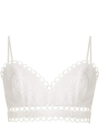 Zimmermann Mercer Fan Cotton Bralette