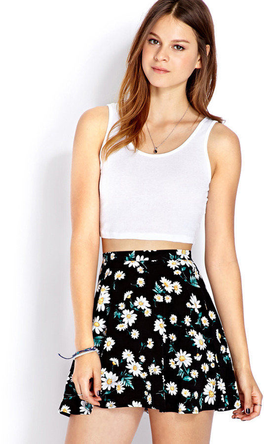 a015d20340752 ... Forever 21 Must Have Knit Crop Top ...