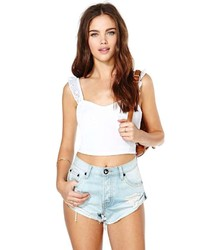 Nasty Gal Dream Lover Crop Tank