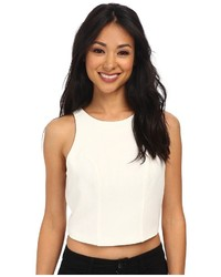 Sam Edelman Solid Crop Top
