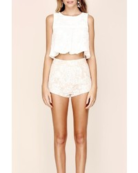 The Jetset Diaries Tragedy Crop Top