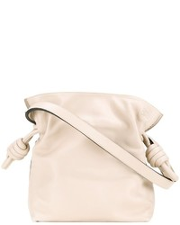 Loewe Flaco Knot Shoulder Bag