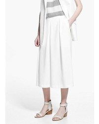 Mango Outlet Palazzo Culottes