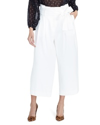 Rachel Roy Collection Paperbag Waist Crop Pants