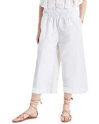 Smocked high waist culottes medium 3761062