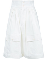 Chloé Wide Culotte Shorts