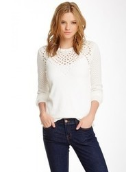 Cutout sweater medium 70538