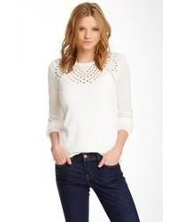 Rachel Roy Cutout Sweater