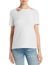 Michelle By Comune Roma Cutout Tee