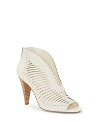 Vince Camuto Acha Cutout Peep Toe Bootie