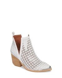 Jeffrey Campbell Cromwell C2 Perforated Bootie