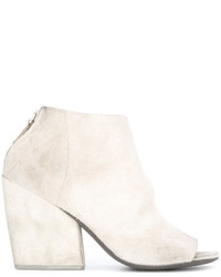 Marsèll Cutout Ankle Boots