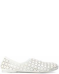 Cut out lattice loafers medium 6992206