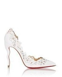 Christian Louboutin Beloved Pumps White