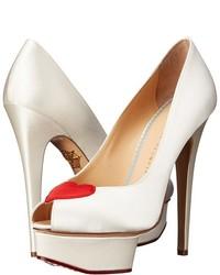 Charlotte Olympia Delphine High Heels