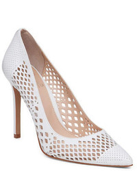 Vince Camuto Nico Leather Pumps