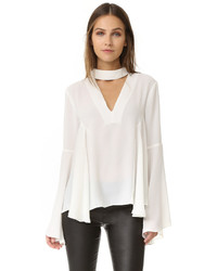 Collar blouse medium 1210395