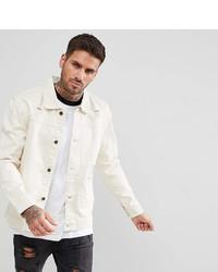 Brooklyn Supply Co Brooklyn Supply Ecru Denim Jacket