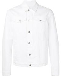 MSGM Chest Pockets Denim Jacket