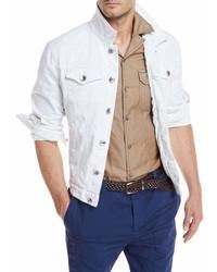 Brunello Cucinelli Denim Jacket W Front Pockets