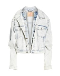Y/Project Double Front Denim Jacket