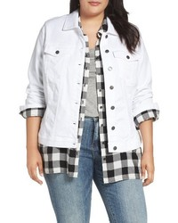 Plus size helena denim jacket medium 3684379
