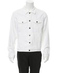 Burberry Prorsum Lightweight Denim Jacket
