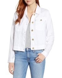 Tommy Bahama Two Palms Crop Jacket