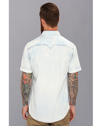 4573f0dddf ... Buffalo David Bitton Sandro Denim Ss Shirt ...