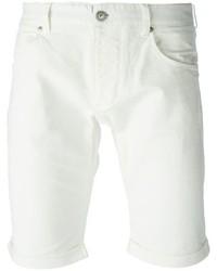 Armani Jeans Slim Fit Denim Shorts
