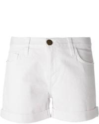 Current/Elliott Denim Mini Shorts