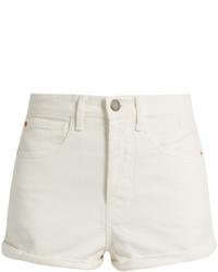 Raey Ry Low Cut Off Denim Shorts
