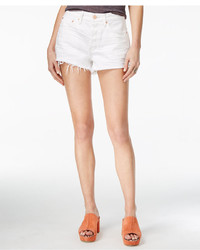 Free People Soft Relaxed Cutoff Denim Shorts