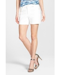 Vince Camuto Two By Five Pocket Denim Shorts