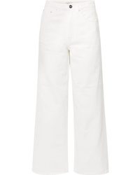 Totême Flair High Rise Wide Leg Jeans