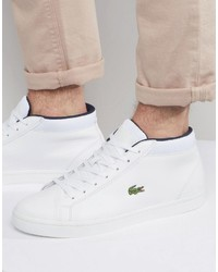 Lacoste Straightset Mid Chukka Sneakers