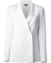 Theory Double Breasted Blazer