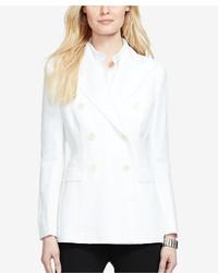 Lauren Ralph Lauren Double Breasted Blazer