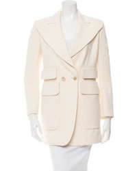 Chloé Double Breasted Peak Lapel Blazer W Tags