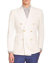 Kent And Curwen Double Breasted Blazer