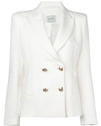 PIERRE BALMAIN Double Breasted Blazer