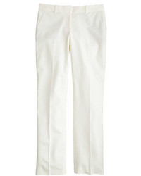 Campbell trouser in two way stretch cotton medium 167744
